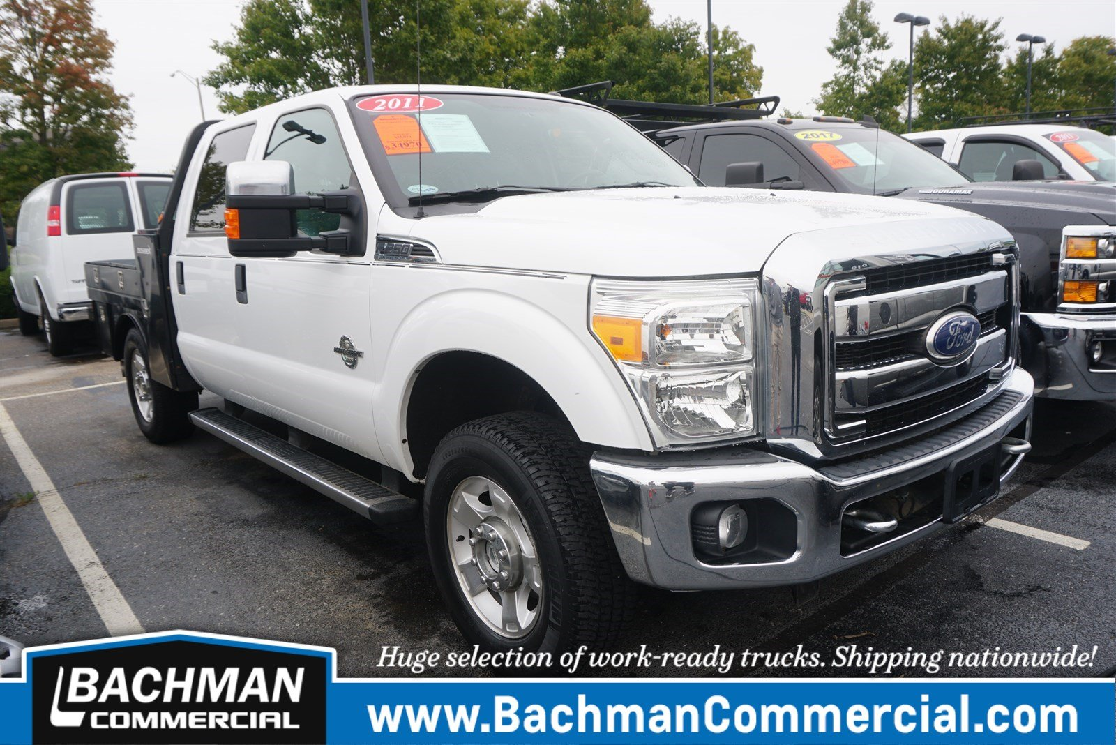 Pre-Owned 2011 Ford Super Duty F-250 SRW