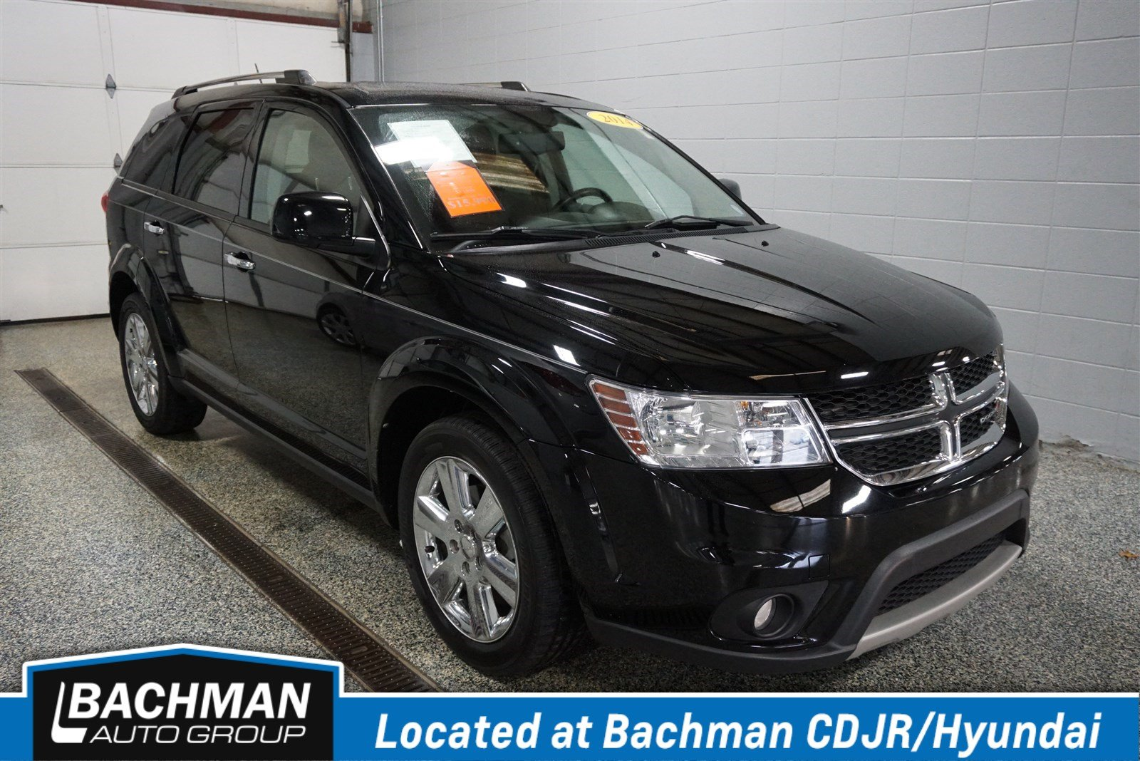 Pre-Owned 2014 Dodge Journey Limited