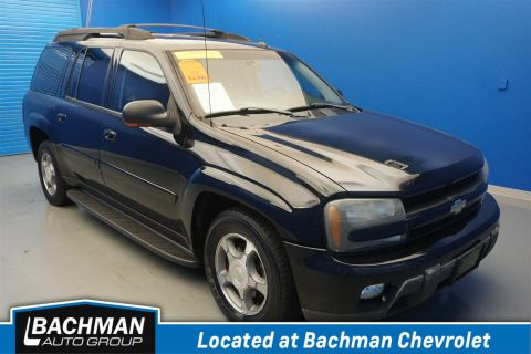 Pre-Owned 2005 Chevrolet TrailBlazer LT