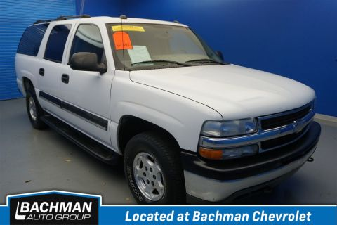Pre-Owned 2004 Chevrolet Suburban LS