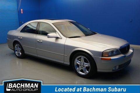 Pre-Owned 2002 Lincoln LS w/Base Pkg